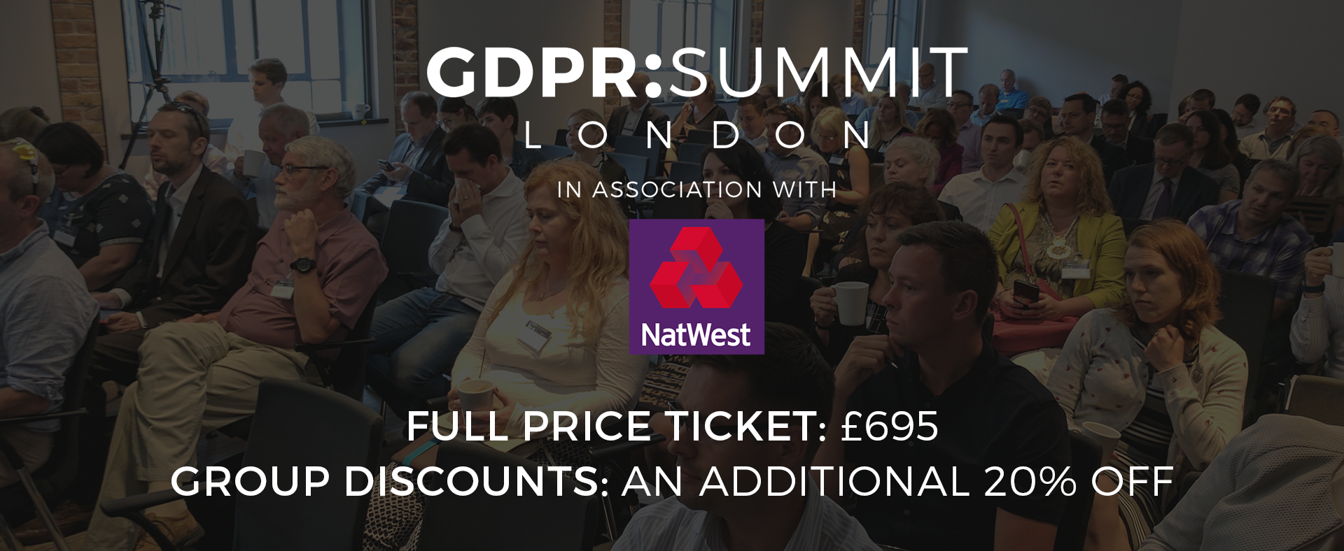 GDPR: SUMMIT LONDON, JOIN THE PATH TO COMPLIANCE
