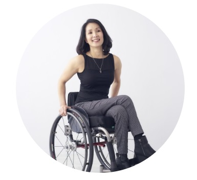15.30 - 15.45 From impossible to I'mPOSSIBLE: How Paralympic education can bring about a more inclusive society. SDG Action Talk by Miki Matheson from Agitos Foundation