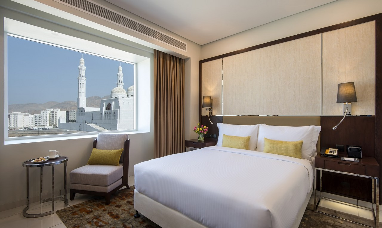 Experience the beautiful capital of Oman at Fraser Suites Muscat