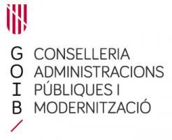 GOIB - Conselleria Administracions Públiques i Modernització
